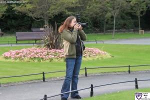 photo of Tanya in Ireland